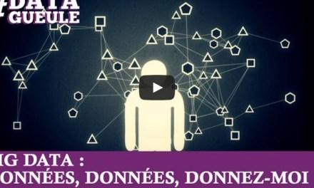 A la découverte du big data