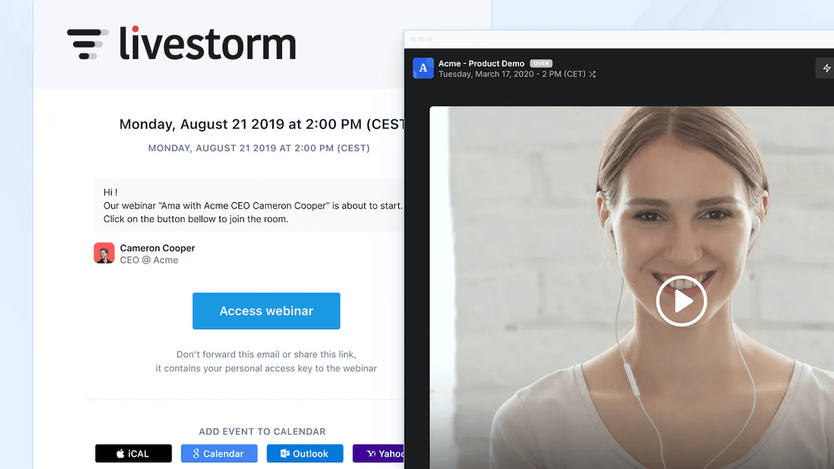 Livestorm: Plan, Execute, and Optimize Your Inbound Webinar Strategy