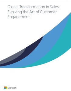 Digital Transformation in Sales Evolving the Art of Customer Engagement