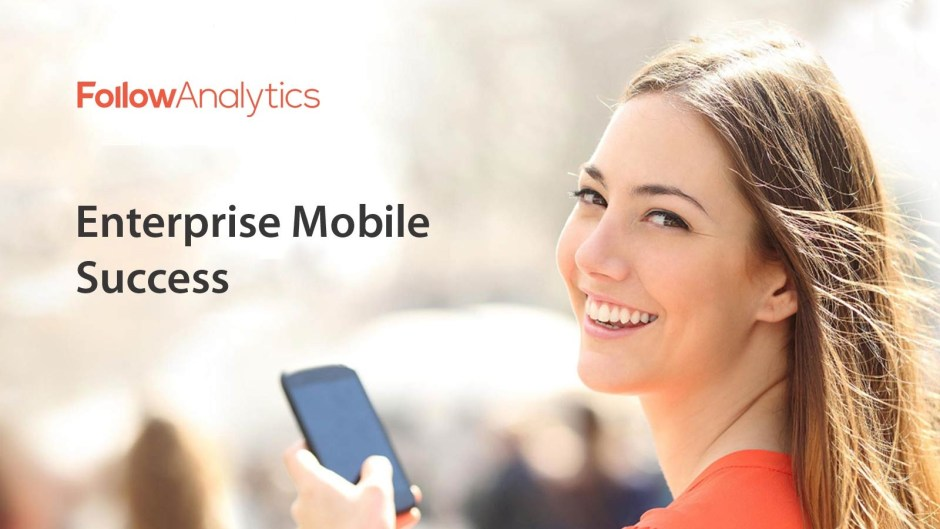 Forrester Researcher Names FollowAnalytics as a Mobile-First Messaging Platform