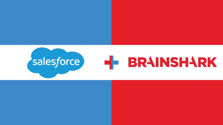Salesforce Brainshark featured image