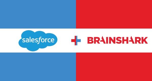 Salesforce Brainshark featured image
