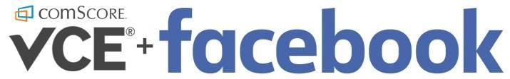 comScore Adds Facebook Demographic Metrics to vCE