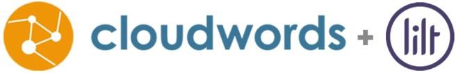 lilt + cloudwords