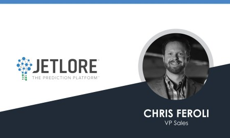 Jetlore Promotes Chris Feroli as VP of Sales to Meet Growing Customer Demand
