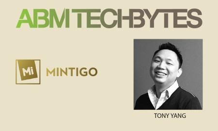 ABM Tech Bytes with Tony Yang, Vice President of Demand Generation and Marketing Operations at Mintigo