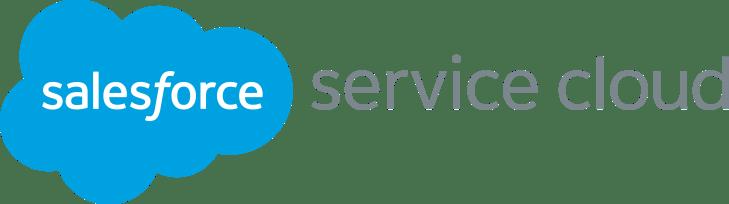 Salesforce Service Cloud logo