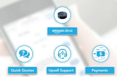 Elafris First to Add Alexa Voice to Its Omnichannel AI Agent Platform