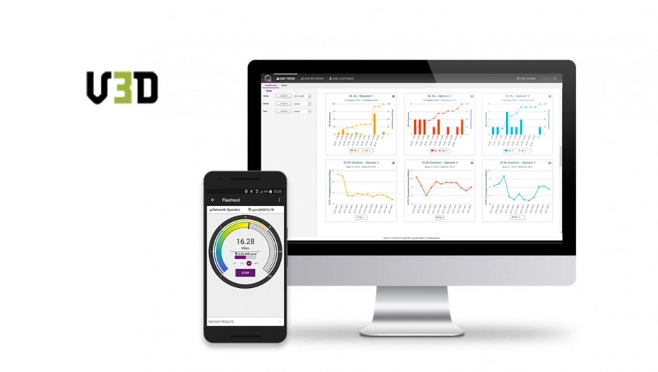 V3D Technology to Optimize Customer Experience on Orange's 'Mon Réseau' App