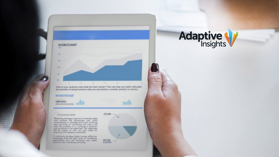 Adaptive Insights Brings Business Planning Cloud to France
