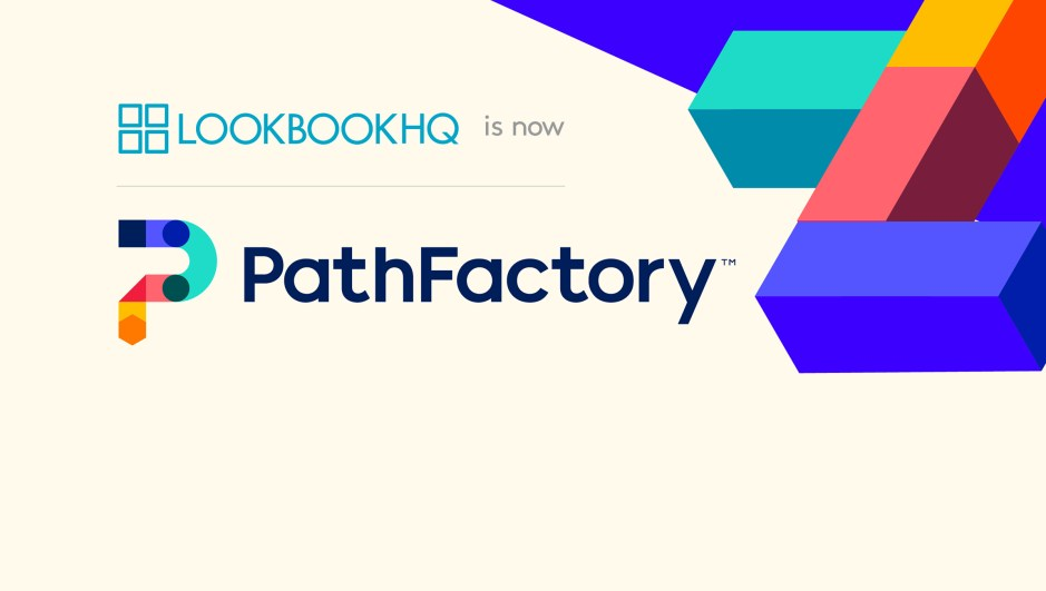 The Rise of PathFactory: LookBookHQ's Branding Evolution