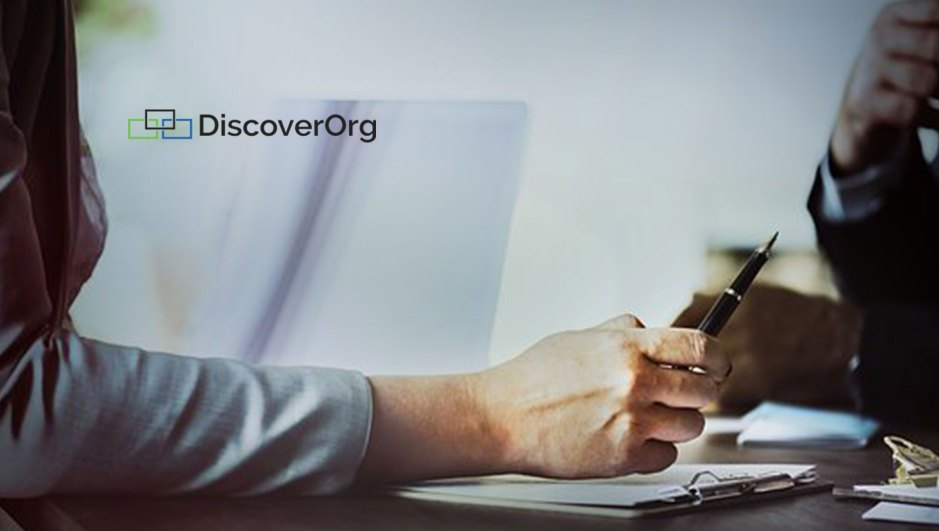 DiscoverOrg Expands Professional Certification Series for Sales, Marketing teams