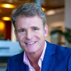 Mark Bunting, Chief Marketing Officer, Rackspace