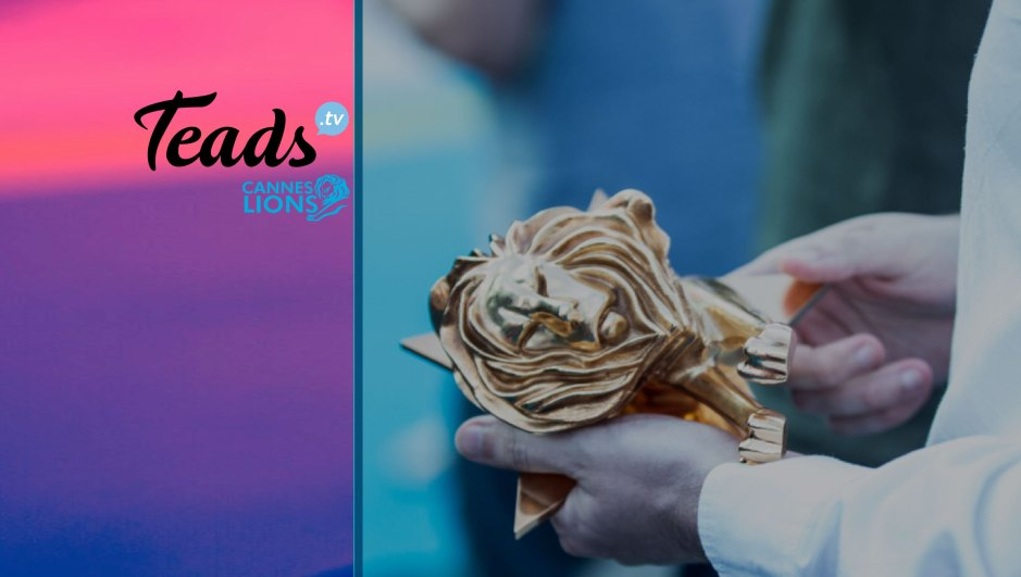 Cannes Lions Witnesses World's First Augmented Reality Video Ad Format in Action