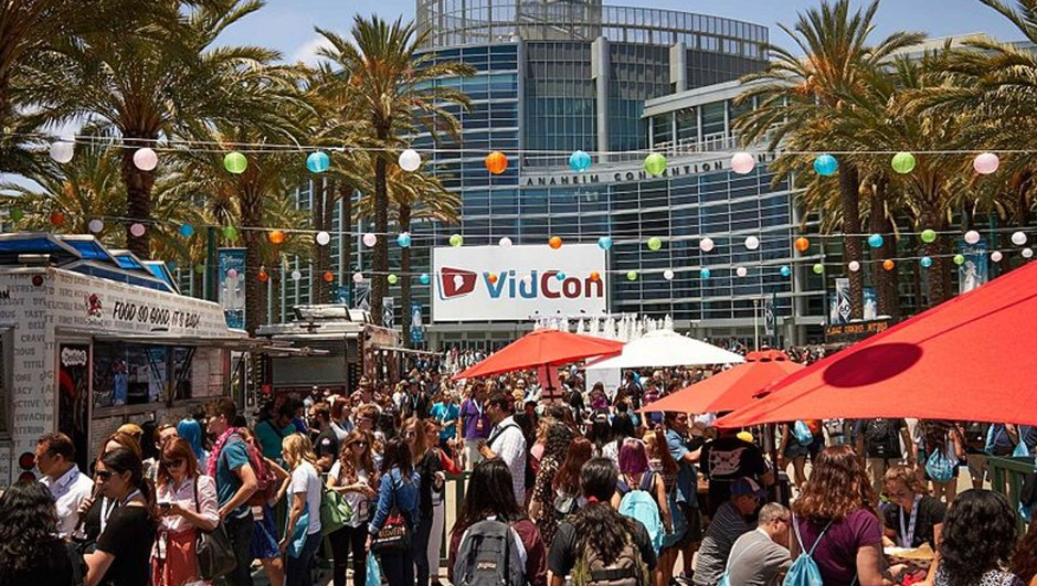 Why I'm Glad I went to Vidcon and Not Cannes