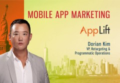TechBytes with Dorian Kim, VP of Retargeting & Programmatic Operations at AppLift