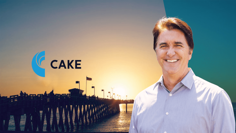 Interview with Santi Pierini, President and CEO at CAKE