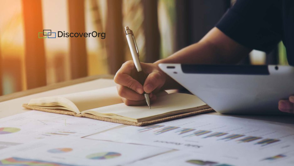 Independent Research Firm Names DiscoverOrg a Leader in B2B Marketing Data Providers Report