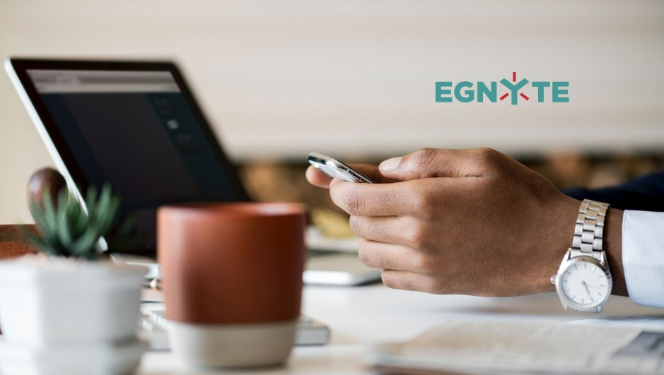 Egnyte Secures $75 Million Series E from Goldman Sachs