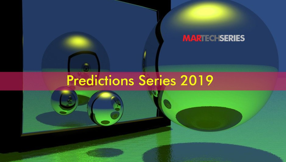 Predictions Series 2019: Embrace Context-Aware Technologies for Customer Service