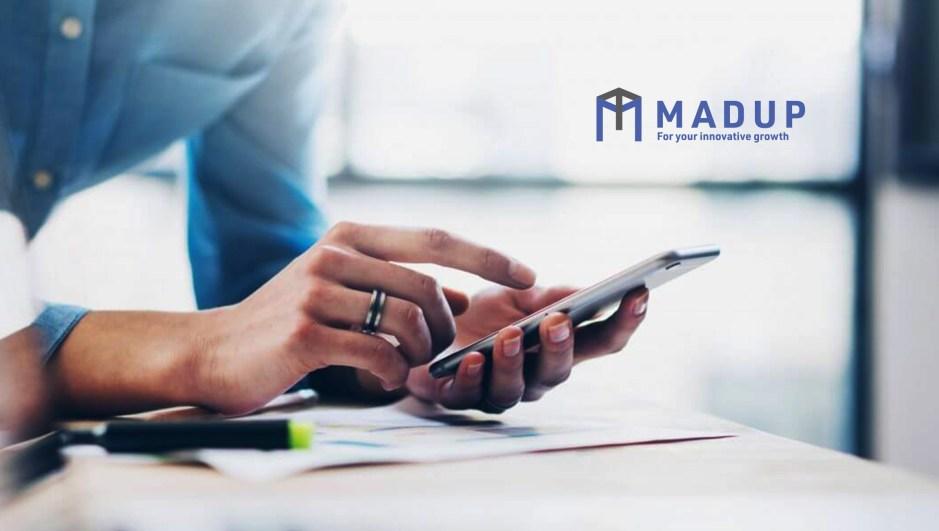 Mobile Marketing Company Madup Secures 13.4 Billion KRW Investment