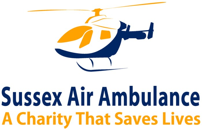 Sussex Air Ambulance Logo