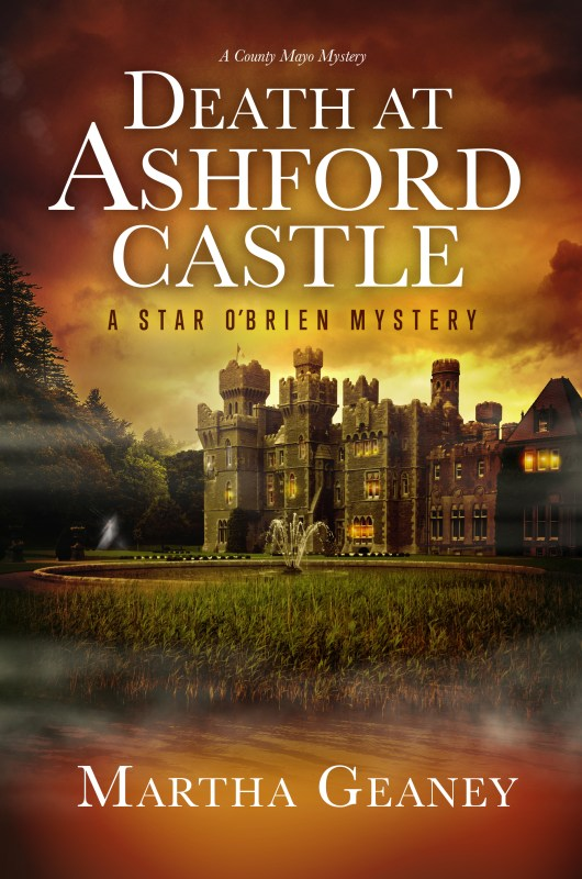 Death at Ashford Castle: A Star O'Brien Mystery