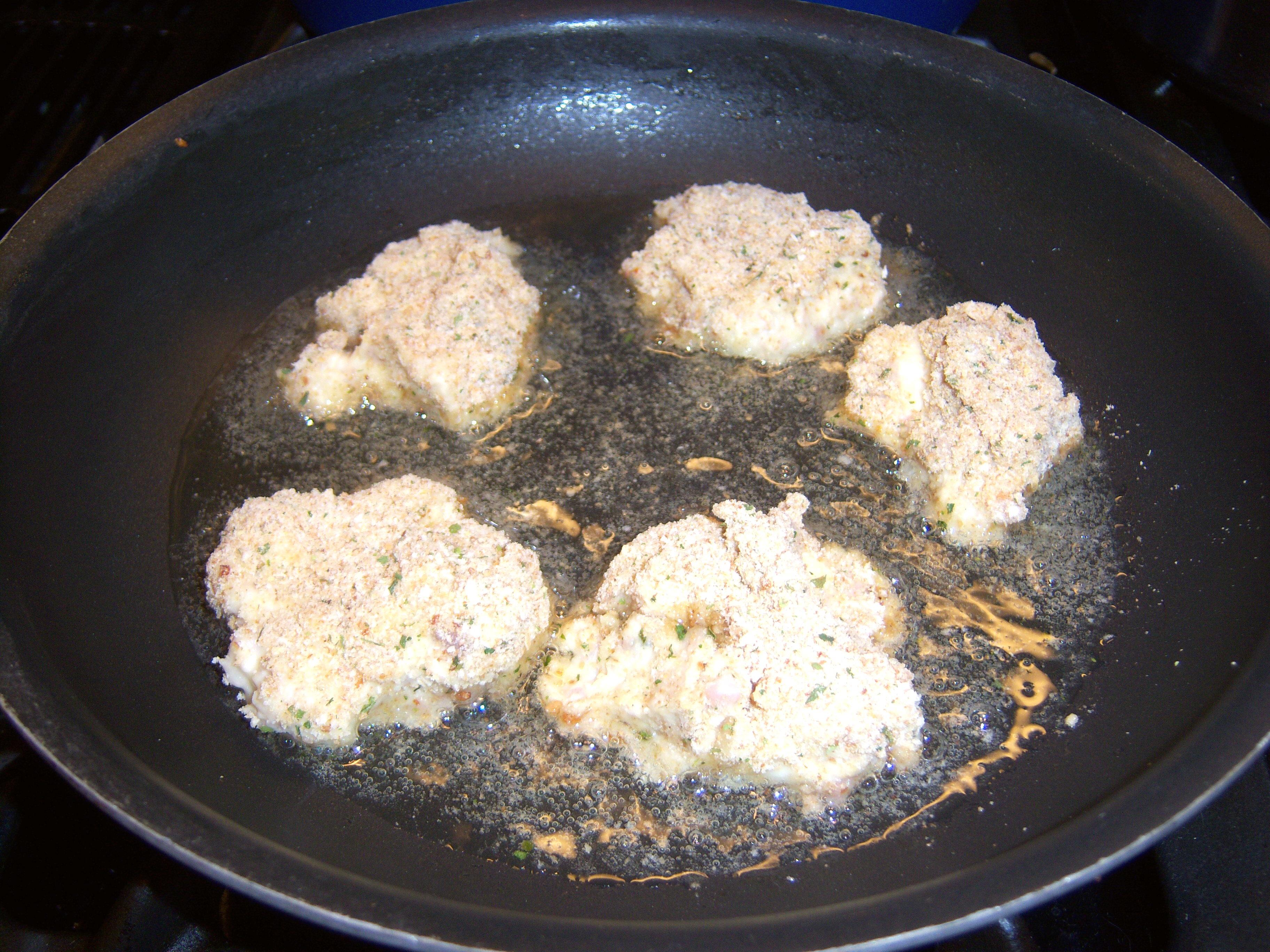Fry it up in a pan