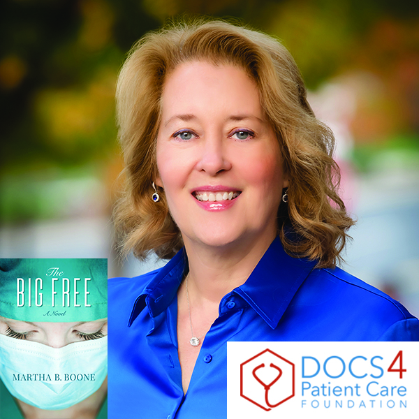 """Full Audio Interview Featuring Dr. Martha B. Boone on """"Doctor's Lounge Radio Show"""" Hosted by Dr. Hal Scherz"""