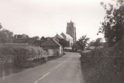The Church from Somerton Road