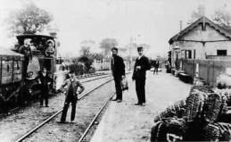 Railway Station 1890
