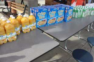 Resized OJ Cereal On Table