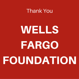 Thank You Wells Fargo Foundation 2