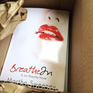 Breathe In by Martha Sweeney Paperback