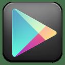 google-play-black-icon