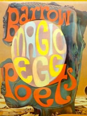 Album cover of Magic Egg