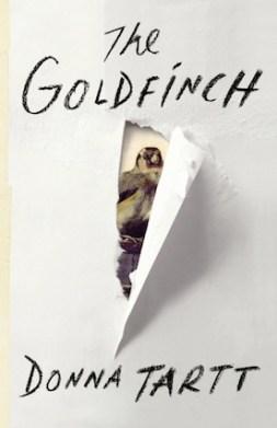 The Goldfinch, by Donna Tartt