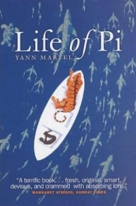 Life of Pi, by Yann Martel