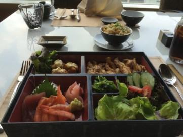 Lunch Box Bento - Chicken