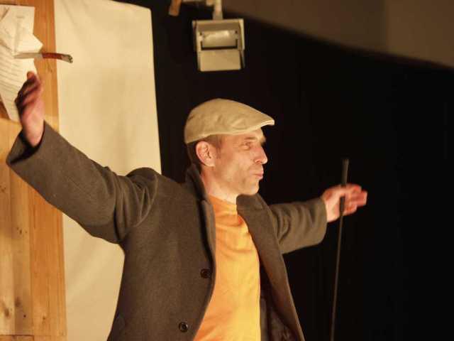Martin Menner in: Michael Kohlhaas