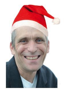 Martin Menner - Weihnachtslesung