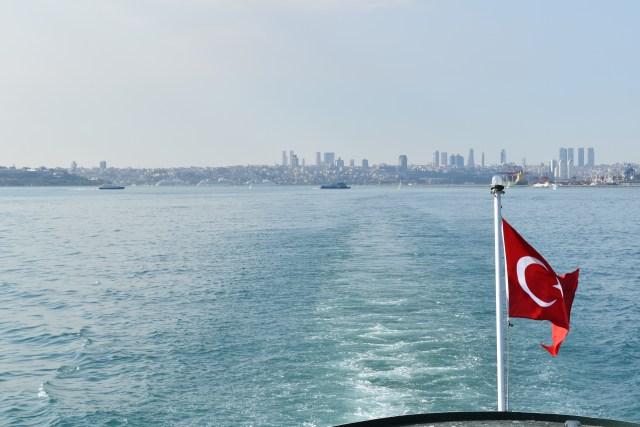 K dopravě můžete v Turecku využívat i pravidelné linky lodí. V Istanbulu doporučuji takto navštívit Büyükada - Princes' Islands.