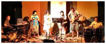 Live con Memorie dal Sottosuono, Costarena (Bo), Luglio 2013