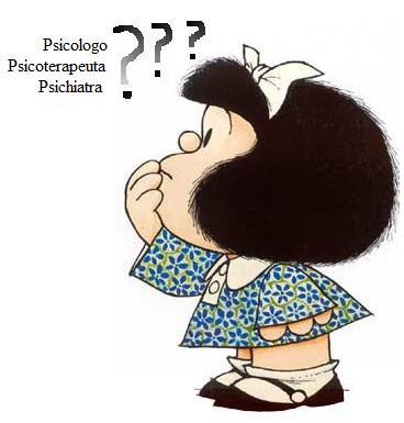 Quali sono le differenze fra psicologo, psicoterapeuta e psichiatra?