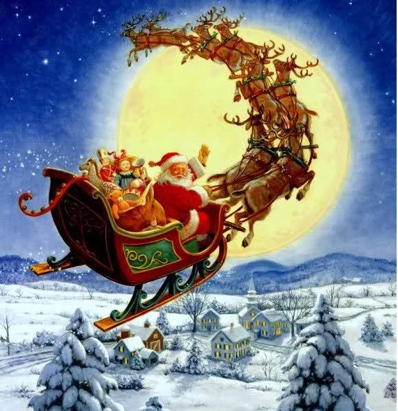 La magia di Babbo Natale