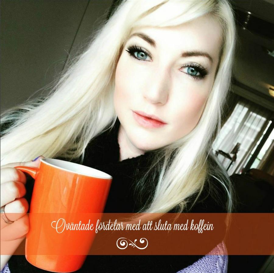 sluta med koffein