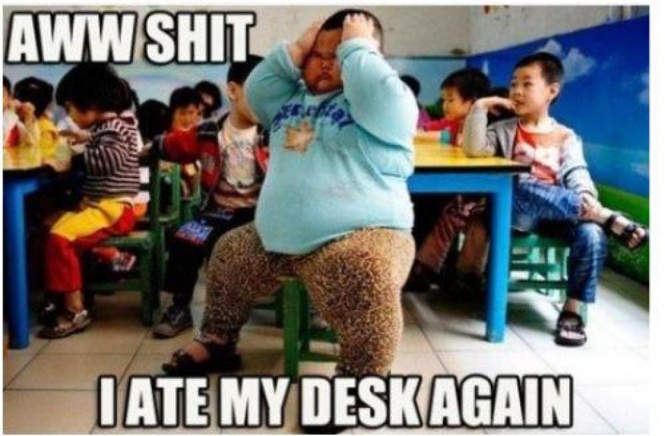 aww-shit-i-ate-me-desk-again