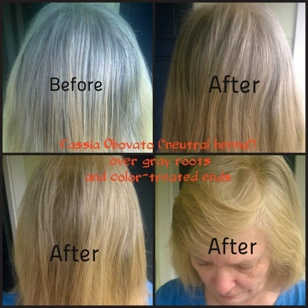 henna hårfärg grått hår