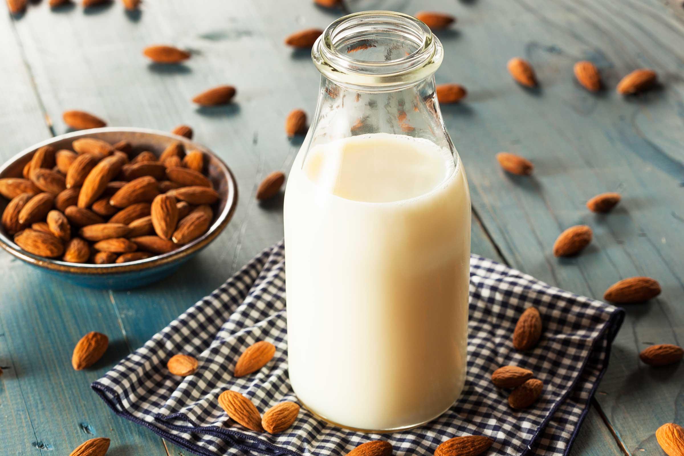 Prečo nepijem živočíšne mlieko