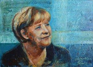 Malerei-auftragsportrait-Angela_Merkel